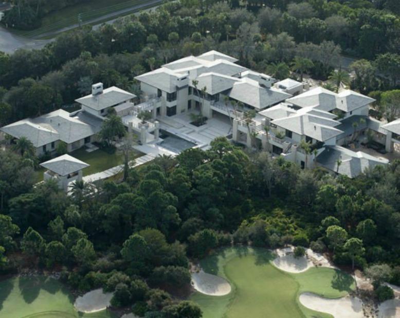Michael Jordan Adds On To Massive Jupiter House